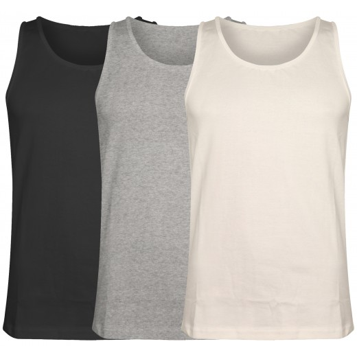 Singlet Camber 3 Pack