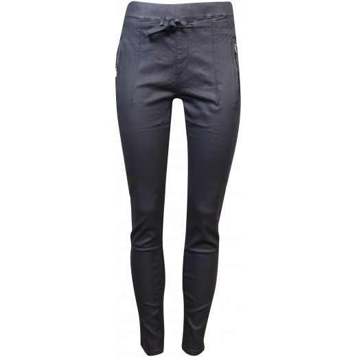 Norfy jeans coated 7343-1