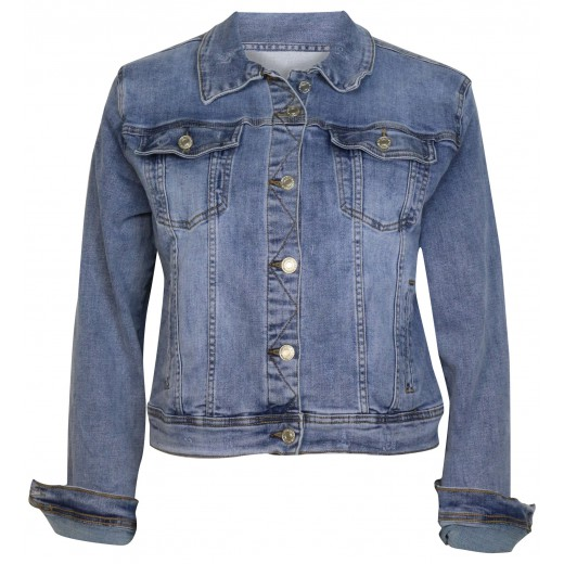 Norfy Jeans Jacket CH 6205