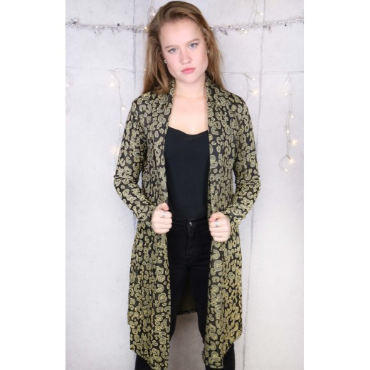 Vest Lisa Leopard Army