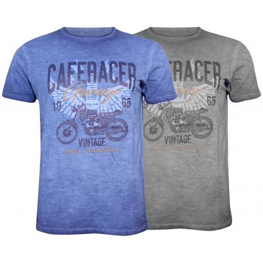 T-shirt Bike Racer
